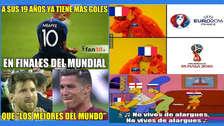 Los memes del triunfo de Francia ante Croacia en la final del Mundial