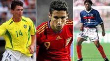 Este es el peor once de los campeones en la historia de los Mundiales