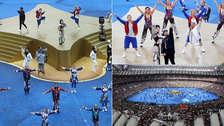 Rusia 2018: así fue la ceremonia de clausura del Mundial