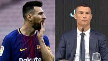 Esto dijo Cristiano Ronaldo sobre su rivalidad con Lionel Messi