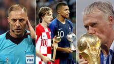 Rusia 2018: 10 números y curiosidades que dejó el Mundial
