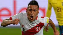 El emotivo mensaje de la Selección Peruana para Christian Cueva
