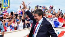 El 'Bolillo' Gómez se despidió de la Selección de  Panamá con sentida carta