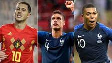 FIFA dio a conocer el once ideal del Mundial Rusia 2018