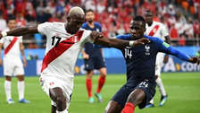 Crack de Francia: la verdadera prueba fue contra la Selección Peruana