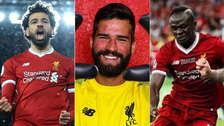 Allisson y el súper equipo que arma Liverpool de cara a la Premier y Champions