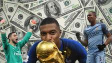 Mbappé lidera el top 20 de los jugadores más valiosos Sub 21
