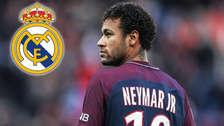 Neymar rompió su silencio y definió si jugará en Real Madrid