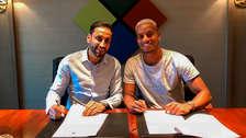 Así fue presentado André Carrillo como nuevo jugador del Al Hilal