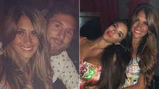 Así disfrutan sus vacaciones Lionel Messi y Antonela Roccuzzo en Ibiza