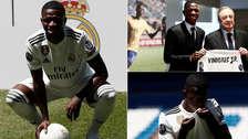 Vinicius Junior confirmó en su presentación que se queda en el Real Madrid