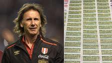 Ricardo Gareca: los 100 avisos en Clarín para que siga en la Selección Peruana