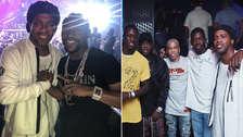 Los lujos y excesos de la fiesta de Ronaldinho y Mayweather en Miami