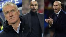 Los 11 entrenadores nominados al premio The Best de la FIFA