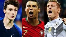 Lista completa: los 10 mejores goles del Mundial Rusia 2018