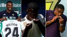 Liga Santander: los 10 mejores fichajes para la temporada 2018-19