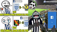 Alianza Lima es víctima de memes tras perder contra Melgar