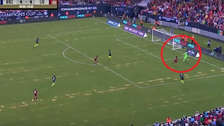 Taco con huacha incluida: Joe Hart dejó en ridículo a Mohamed Salah
