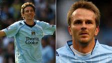 El último once del Manchester City antes de ser millonario