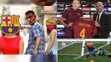Barcelona en la mira de los memes tras el fichaje de Malcom