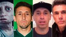 Héctor Herrera continúa en la mira de los memes tras cirugía estética