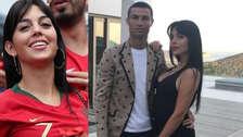 Las románticas vacaciones de Cristiano Ronaldo con Georgina Rodríguez