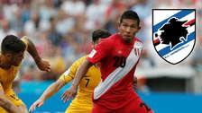 Edison Flores: ¿cuatro equipos italianos interesados en el seleccionado?