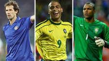 Las figuras que fueron campeones del mundo sin jugar ni un minuto