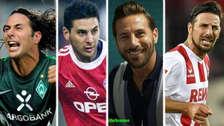 7 momentos de la carrera de Claudio Pizarro en la Bundesliga