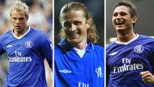 De lujo: el equipo ideal del Chelsea antes de la inversión de Roman Abramovich