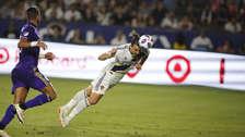 Ibrahimovic se lució con doblete en cuatro minutos en triunfo del Galaxy