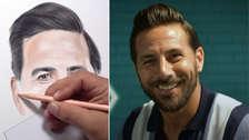 Claudio Pizarro: Bundesliga le dedicó espectacular dibujo como homenaje