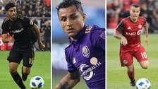 Con Yoshimar Yotún: el equipo de la MLS Stars para el duelo contra la Juventus