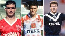 Las figuras de la liga francesa antes que naciera Kylian Mbappé