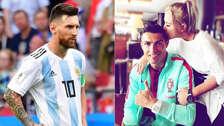 Hermana de Cristiano Ronaldo publicó provocador mensaje para Messi