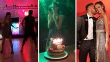 Neymar sorprendió a Bruna Marquezine con una fiesta anticipada por su cumpleaños