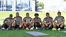 Cristiano Ronaldo: foto con sus compañeros en Juventus se convirtió en viral