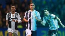 Los futbolistas que han jugado con Cristiano Ronaldo y Lionel Messi