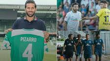 Werder Bremen defendió el fichaje de Claudio Pizarro por esta razón