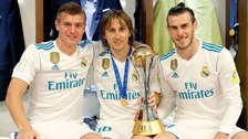 En Italia no descartan el fichaje de Luka Modric al Inter de Milán