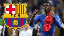 Barcelona: la reunión secreta con Pogba para el fichaje bomba de la temporada