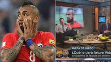 Periodista de ESPN arremetió contra Arturo Vidal tras su pase a Barcelona
