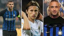 ¡Equipazo! El posible 11 del Inter de Milán con la llegada de Luka Modric