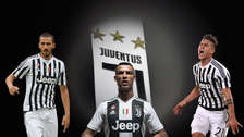 El súper once de Juventus con los fichajes de Cristiano Ronaldo y Bonucci