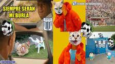 Los mejores memes en la previa al duelo entre Universitario y Sporting Cristal