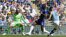Histórico: Sergio Agüero anotó doblete para el triunfo del Manchester City