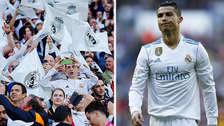 ¿Lo olvidaron? El mensaje de un hincha del Real Madrid a Cristiano Ronaldo