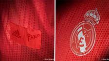 ¡Hermosa! Real Madrid usará el color coral con una camiseta de plástico