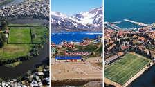 ¡Hermosos! Los 21 estadios de fútbol más increíbles del mundo