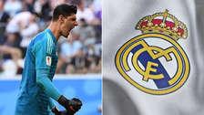La nueva señal que hace pensar que Courtois está muy cerca del Real Madrid